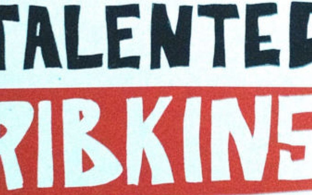 TBHC Book Group: The Talented Ribkins
