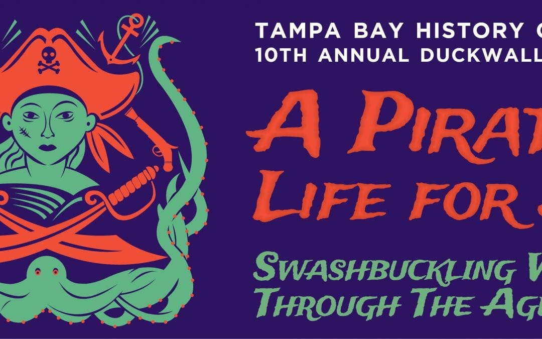 Duckwall Lecture – A Pirate's Life for She: Swashbuckling Women Through The Ages