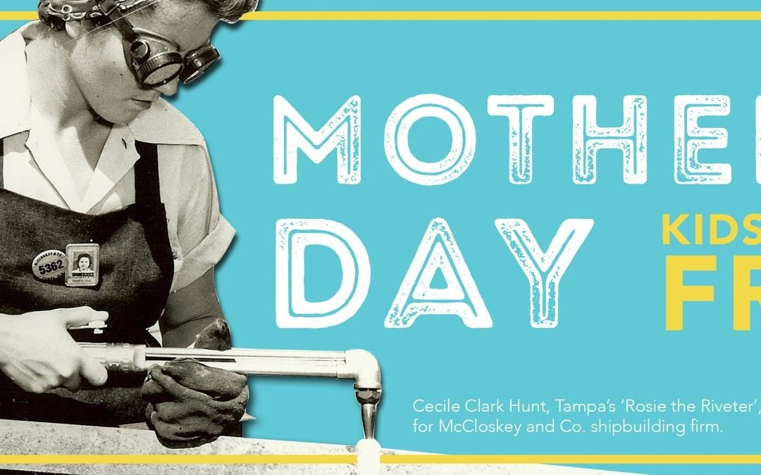 Mother's Day at the History Center