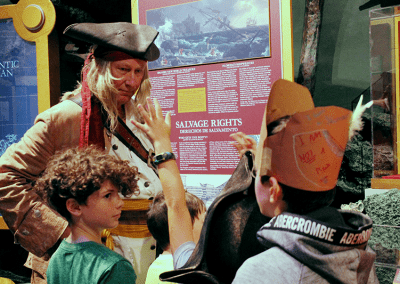 TBHC Swashbuckling Summer Camp