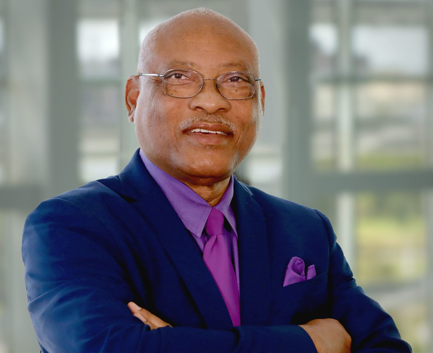 Tampa Bay History Center - Fred Hearns - Curator of Black History